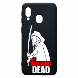 Чохол для Samsung A40 The walking dead (Ходячі мерці)