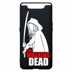 Чохол для Samsung A80 The walking dead (Ходячі мерці)