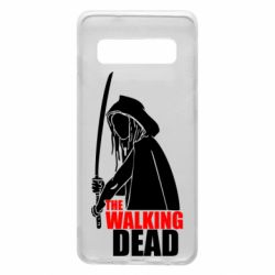 Чохол для Samsung S10 The walking dead (Ходячі мерці)
