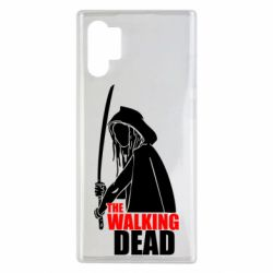 Чохол для Samsung Note 10 Plus The walking dead (Ходячі мерці)