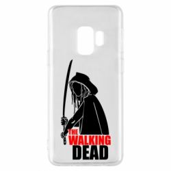 Чохол для Samsung S9 The walking dead (Ходячі мерці)