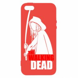 Чохол для iphone 5/5S/SE The walking dead (Ходячі мерці)
