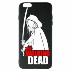 Чохол для iPhone 6 Plus/6S Plus The walking dead (Ходячі мерці)