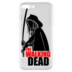 Чохол для iPhone 8 Plus The walking dead (Ходячі мерці)