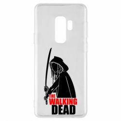 Чохол для Samsung S9+ The walking dead (Ходячі мерці)