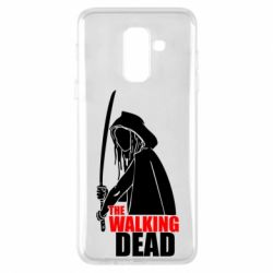 Чохол для Samsung A6+ 2018 The walking dead (Ходячі мерці)