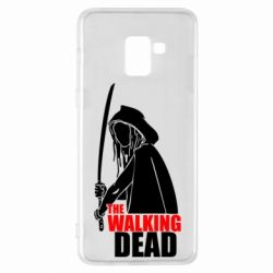 Чохол для Samsung A8+ 2018 The walking dead (Ходячі мерці)