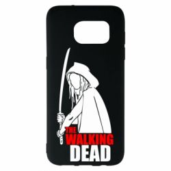 Чохол для Samsung S7 EDGE The walking dead (Ходячі мерці)