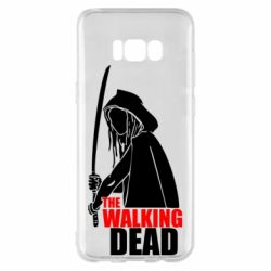 Чохол для Samsung S8+ The walking dead (Ходячі мерці)