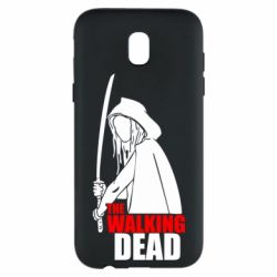 Чохол для Samsung J5 2017 The walking dead (Ходячі мерці)