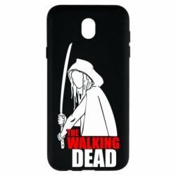 Чохол для Samsung J7 2017 The walking dead (Ходячі мерці)