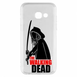 Чохол для Samsung A3 2017 The walking dead (Ходячі мерці)