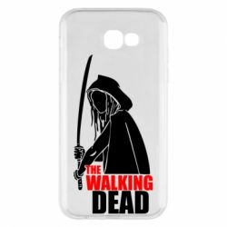 Чохол для Samsung A7 2017 The walking dead (Ходячі мерці)