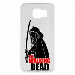 Чохол для Samsung S6 The walking dead (Ходячі мерці)