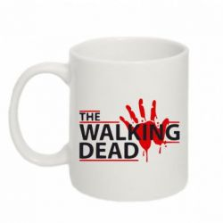 Кружка 320ml The Walking Dead logo