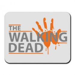 Коврик для мыши The Walking Dead logo - FatLine