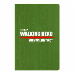 Блокнот А5 The walking dead survival instinct