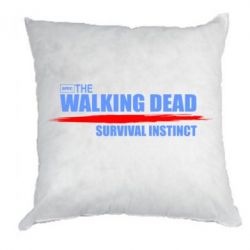 Подушка The walking dead survival instinct - FatLine
