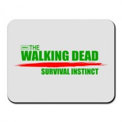 Коврик для мыши The walking dead survival instinct