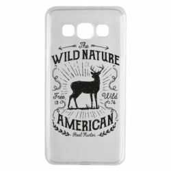 Чохол для Samsung A3 2015 The wild nature