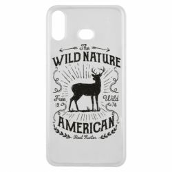 Чохол для Samsung A6s The wild nature