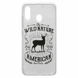 Чохол для Samsung A20 The wild nature
