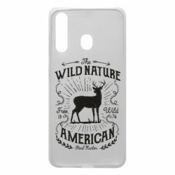 Чохол для Samsung A60 The wild nature