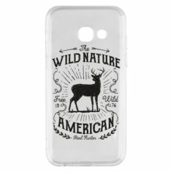 Чохол для Samsung A3 2017 The wild nature