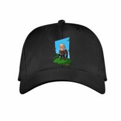 Детская кепка The witcher chibi