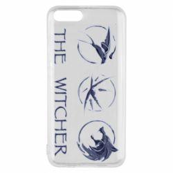 Чехол для Xiaomi Mi6 The witcher pendants