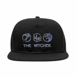 Снепбек The witcher pendants