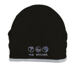 Шапка The witcher pendants