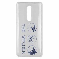 Чехол для Xiaomi Mi9T The witcher pendants