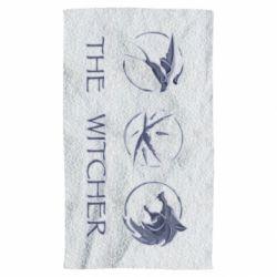 Полотенце The witcher pendants