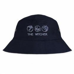 Панама The witcher pendants
