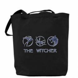 Сумка The witcher pendants
