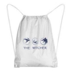 Рюкзак-мешок The witcher pendants