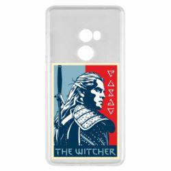 Чехол для Xiaomi Mi Mix 2 The witcher poster
