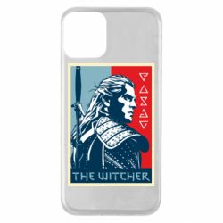 Чехол для iPhone 11 The witcher poster