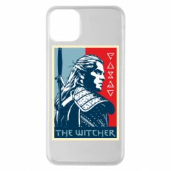 Чехол для iPhone 11 Pro Max The witcher poster