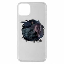 Чехол для iPhone 11 Pro Max The witcher princess