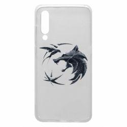 Чехол для Xiaomi Mi9 The  witcher: wolf and swallow