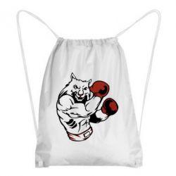 Рюкзак-мешок The Wolf Boxer