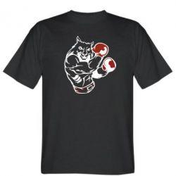 Футболка The Wolf Boxer
