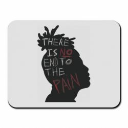Килимок для миші There is no and to the pain