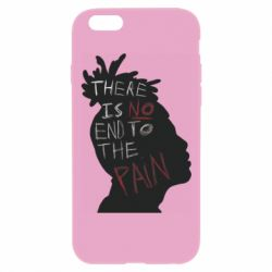 Чехол для iPhone 6 Plus/6S Plus There is no and to the pain