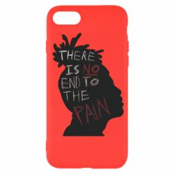 Чехол для iPhone 7 There is no and to the pain