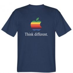 Футболка Think different.