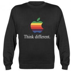 Реглан (свитшот) Think different.