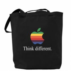 Сумка Think different.